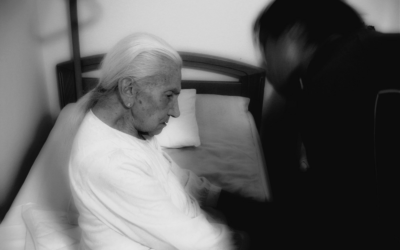 Study: Hope regained through connections in dementia care