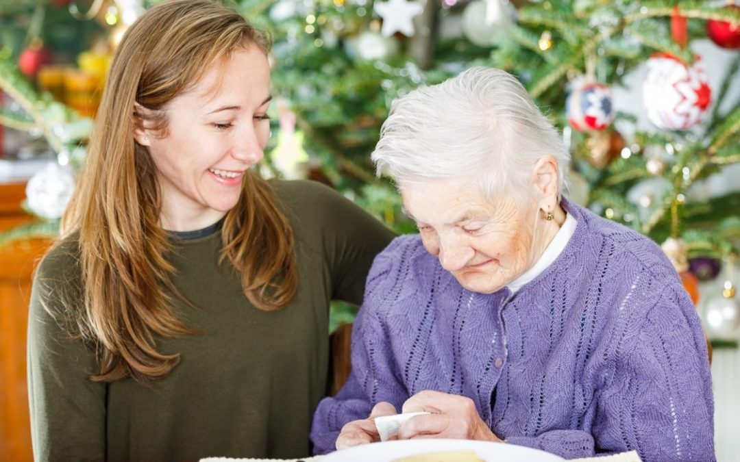 Navigating the holidays as a dementia caregiver