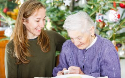 5 tips for making the holidays enjoyable for your loved one with dementia