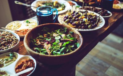 A Mediterranean diet may reduce the risk of Alzheimer's disease
