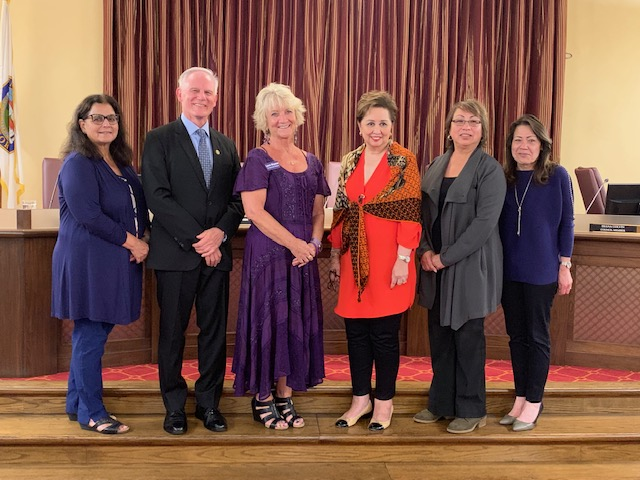 "Town of Colma becomes a certified ""Dementia-Aware Safe Space"""