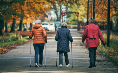 Study: Walking patterns may help differentiate between dementia types