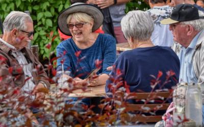 Dementia cafés set example for Dementia Awareness
