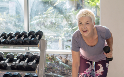 Study: Strength training could slow brain degeneration for those at risk for Alzheimer's